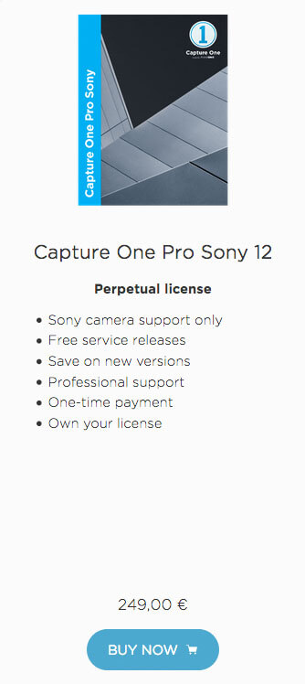Capture One Pro 12, Bildbearbeitung mit Capture One Pro, Capture One Pro Sony, Capture one Pro Fuji